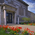 Spring Time At The Muskegon Museum Of Art by Frederic A Reinecke