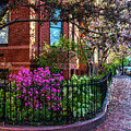 Spring Time In The City by Larry Richardson