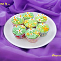 Spring Time Is Cupcake Time by Terri Waters
