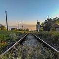 Spring Train Rails by Radoslav Radev
