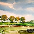 Spring by Ugljesa Janjic
