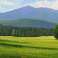 Spring Vista by Frank Wilson