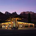 Springdale Utah I Color by David Gordon