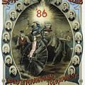 Springfield Bicycle Club 1886 by Daniel Hagerman