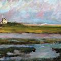 Springtime In The Marsh by Michael Helfen