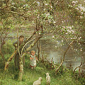 Springtime by James George Bingley