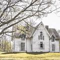 Springtime Ledge Homestead by Dawn Braun