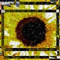 Springtime Mosaic by Tim Allen
