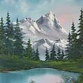Springtime Mountain by John Koehler
