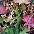 Springtime With Flowers by Jenny Revitz Soper
