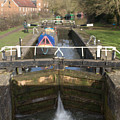 Springwell Lock Rickmansworth by Chris Day