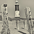 Spurn Lighthouse by Ray Hydes