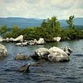 Squam Lake, New Hampshire by James DeFazio