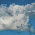 Square Cloud Delray Beach Florida by Lawrence S Richardson Jr