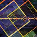 Square Fractals by Marko Sabotin