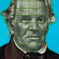 Squared Senator Detail by Chuck Bowden