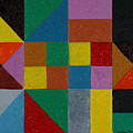 Squares And Triangles  by Harris Gulko