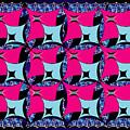 Squares10 by George Pasini