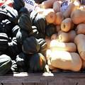 Squash At Market by Jeelan Clark