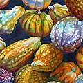 Squash by Gail Zavala