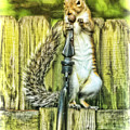 Squirrelly Takes The Microphone by Ola Allen
