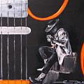 Srv - Stevie Ray Vaughn by Eric Dee