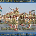 Ssc Capf Recruitment by Private Jobs Hub