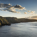 St Abbs Sunset by David Taylor