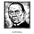 St. Adolf Kolping - Jladk by Julie Lonneman