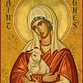 St. Agnes - Jcagn by Joan Cole