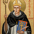 St. Albert The Great - Jcatg by Joan Cole