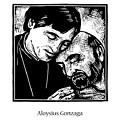St. Aloysius Gonzaga - Jlalg by Julie Lonneman