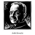 St. Andre Bessette - Jlanb by Julie Lonneman
