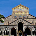St Andrews Cathedral In Amalfi by Jeffrey Hamilton
