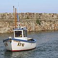 St Andrews Harbour by Ken Stearn