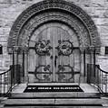 St Ann Church - Bw by Stephen Stookey