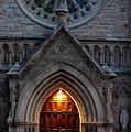 St Annes Church by Teresa Blanton