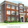 St. Anthony's High School by Randy Welborn
