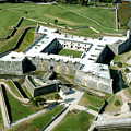 St Augustine Fort - Castillo De San Marcos by Addison Fitzgerald