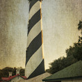St Augustine Lighthouse Dsc00390_16 by Greg Kluempers