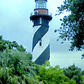 St Augustine Lighthouse by Frederic Kohli