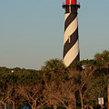St. Augustine Lighthouse by Paul Rebmann