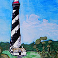 St. Augustine Lighthouse by W Gilroy