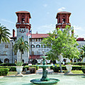 St. Augustine Lightner Museum And City Government Building by Kay Brewer