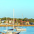 St Augustine Panorama by Sebastian Musial