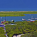 St. Augustine Panoramic by Joseph Williams