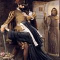 St Bartholomew by Sir John Everett Millais