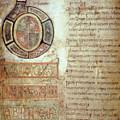 St. Bede, Manuscript by Granger