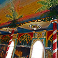St Benedicts Painted Church 11 by Ron Kandt