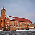 St Bernards Church by Bonfire Photography